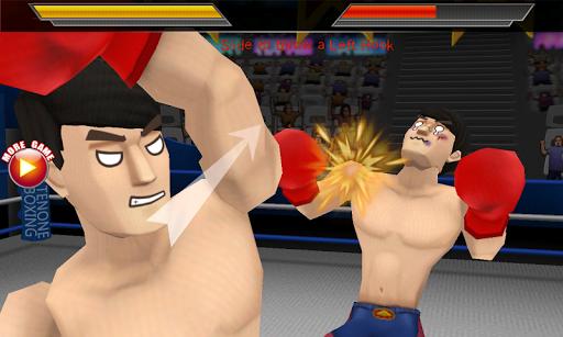 Combat Real Boxing 3D