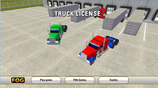 3D Truck Game