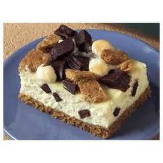 S'more Cheesecake.