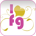 I love fashion gossip logo