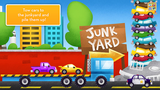 玩免費教育APP|下載More Trucks卡车2-Duck Duck Moose app不用錢|硬是要APP