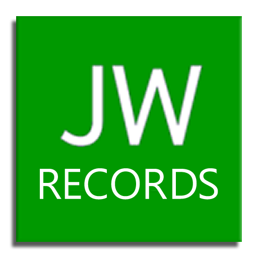 JW Records LOGO-APP點子