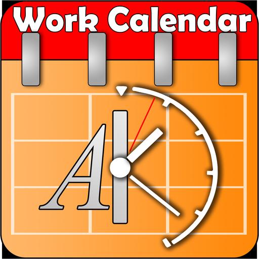 Work Calendar LOGO-APP點子