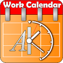 Work Calendar icon