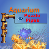Aquarium Puzzle Pipes