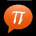 Blipπ logo