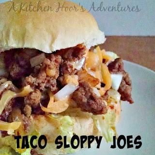 Taco Sloppy Joes