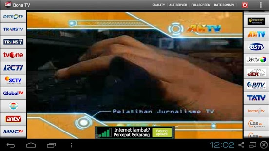 TV Indonesia Online Streaming