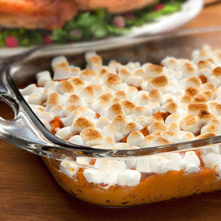 Sweet Potato Casserole.