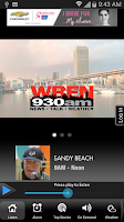 Screenshot of WBEN NewsRadio 930 AM/107.7 FM