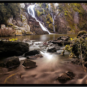 Cascata by Stefania Loriga - Landscapes Waterscapes (  )