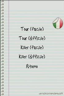 Letrix Italiano- screenshot thumbnail