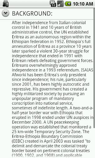 【免費社交App】Eritrea Facts-APP點子