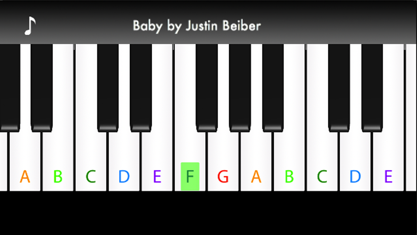 learn how to use a piano