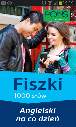 Fiszki - 1000 słów angielskich