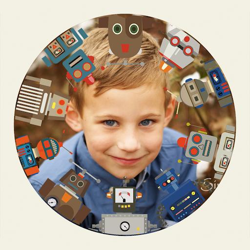 【免費攝影App】男孩的生日框架-APP點子