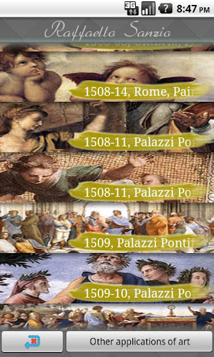 Raffaello Art Wallpapers