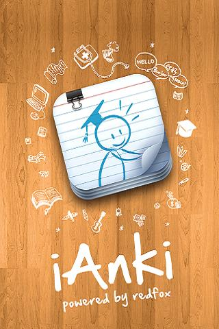 iAnki - Concierge of Memory -- screenshot