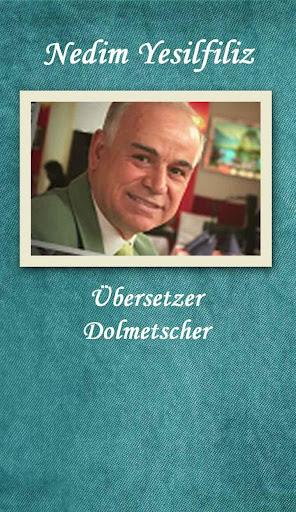 Übersetzer Dolmetscher DE-TR