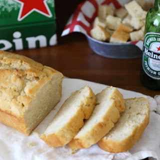 Quick and Easy Beer Bread.