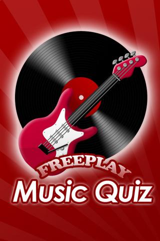 FreePlay Music Quiz- screenshot