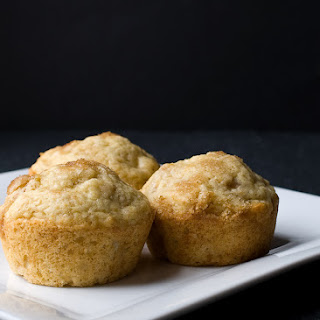 Brown Butter Apple Muffins