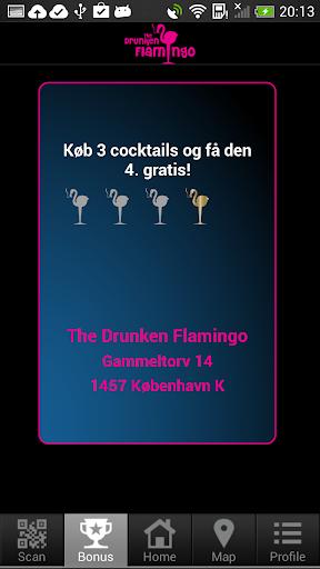 The Drunken Flamingo