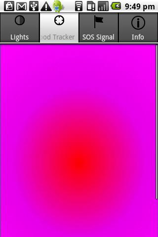 Hunting Light & Blood Tracker- screenshot