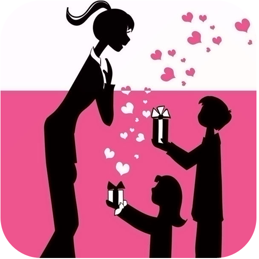 Happy Mother's Day! LOGO-APP點子