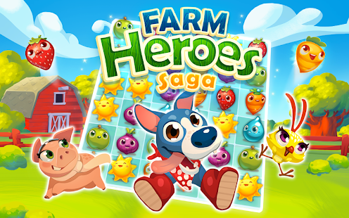 Farm Heroes Saga Screenshot 29