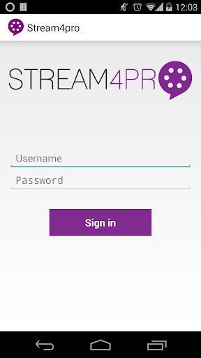 Stream4pro