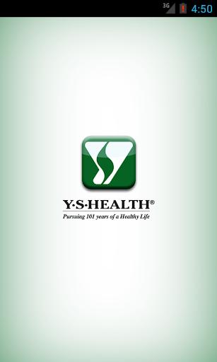 영신건강 모바일 앱 YSHealth