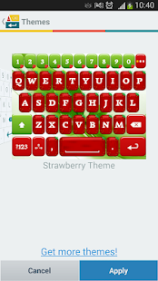 玩免費個人化APP|下載一. 我. 草莓型 app不用錢|硬是要APP
