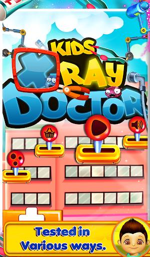 儿童X线医生