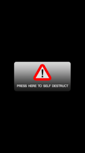 Self Destruct Button - screenshot thumbnail