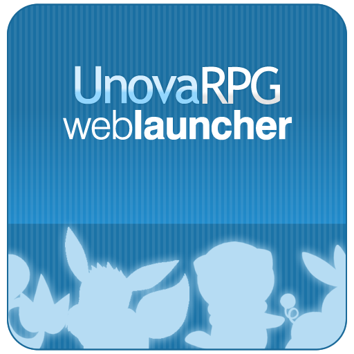 UnovaRPG Pokemon Game Launcher