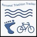 Personal Triathlon Tracker logo