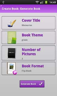 Memories: Photo Book Creator- screenshot thumbnail