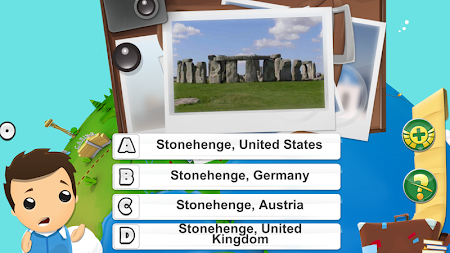Geography Quiz Game 3D 1.10 screenshot 246996