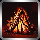 Campfire Live Wallpaper