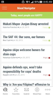 Rappler -  News, social media - screenshot thumbnail
