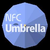 NFC Umbrella