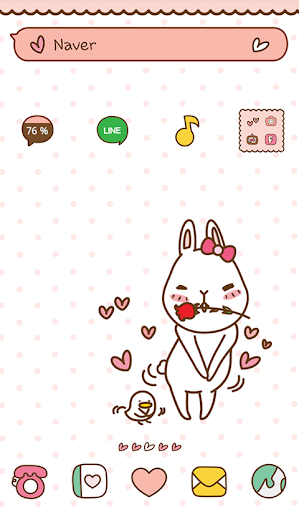 red rose dodol theme
