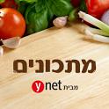 ynet מתכונים icon