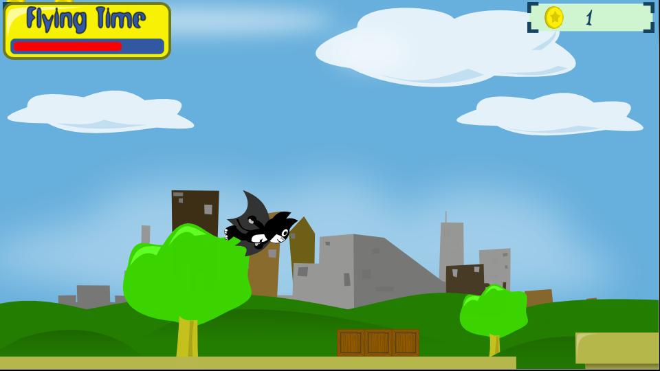 Catman ,The Cat Batman- screenshot