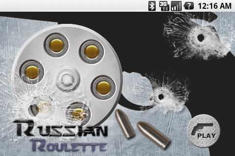 RussianRoulette - screenshot