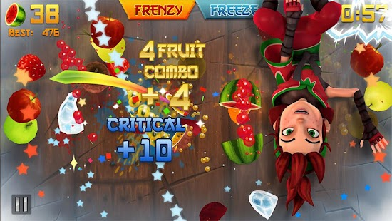 Fruit Ninja Free Screenshot 20
