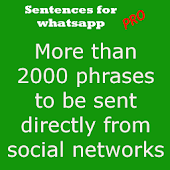 Phrases for Whatsapp & friends
