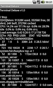 Terminal Emulator - screenshot thumbnail