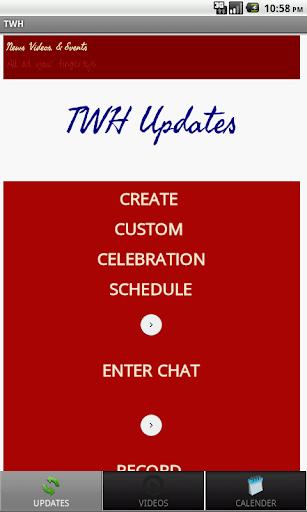 TWH Updates